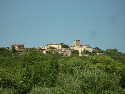 Vue ext�rieure de la location Location Maison 11934 Montpellier