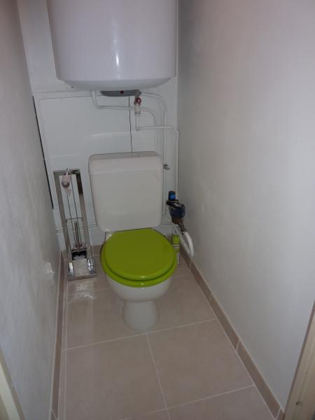 WC séparé Location Studio 1201 Les 2 Alpes