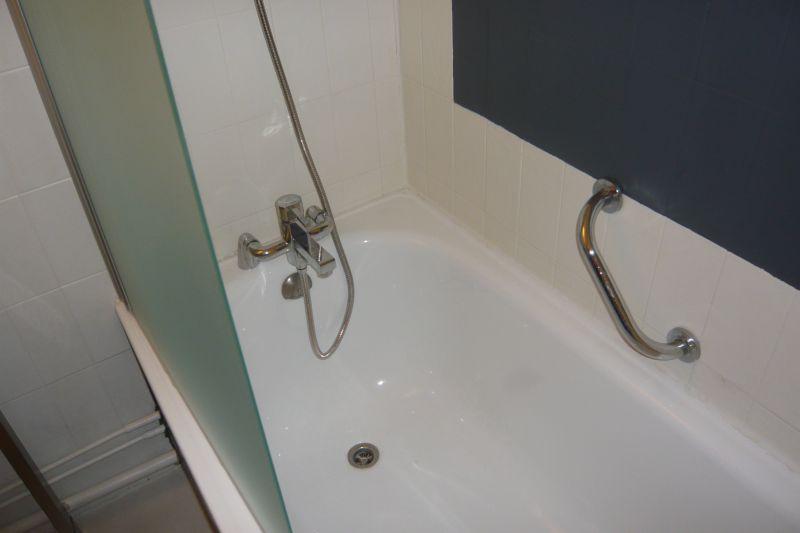 salle de bain Location Studio 1201 Les 2 Alpes