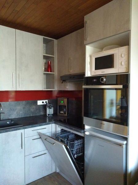 Cuisine américaine Location Appartement 1219 Les 2 Alpes