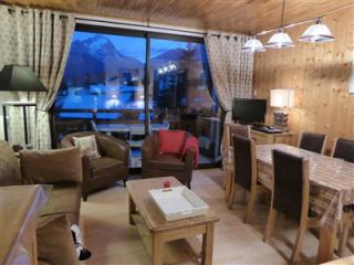 Salon Location Appartement 1219 Les 2 Alpes