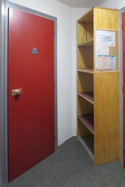 Entrée Location Appartement 124 Les Arcs