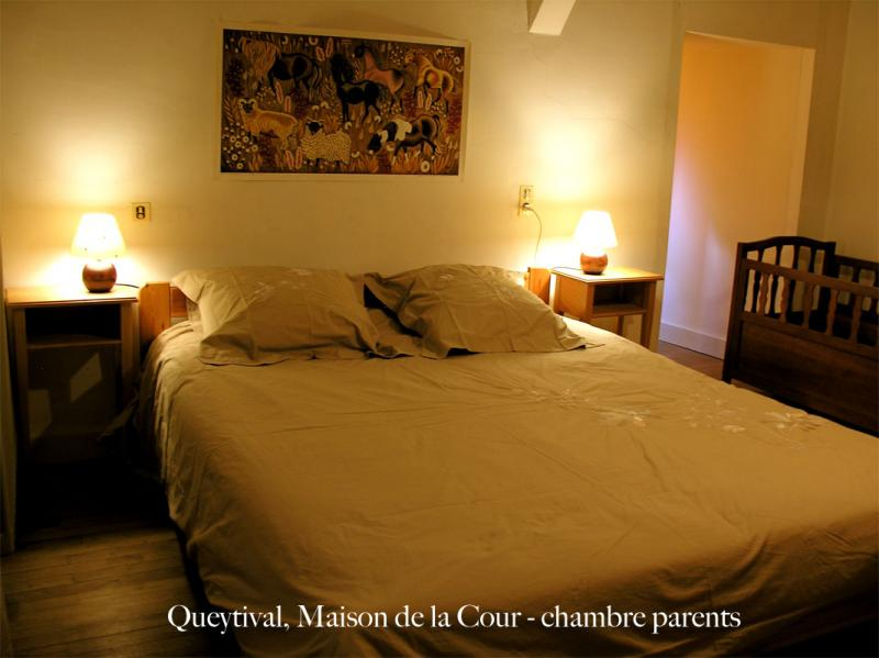 chambre 1 Location Maison 12405 Sarlat