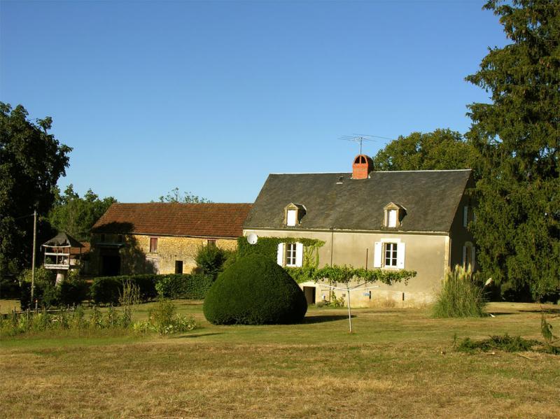 Vue extérieure de la location Location Maison 12405 Sarlat