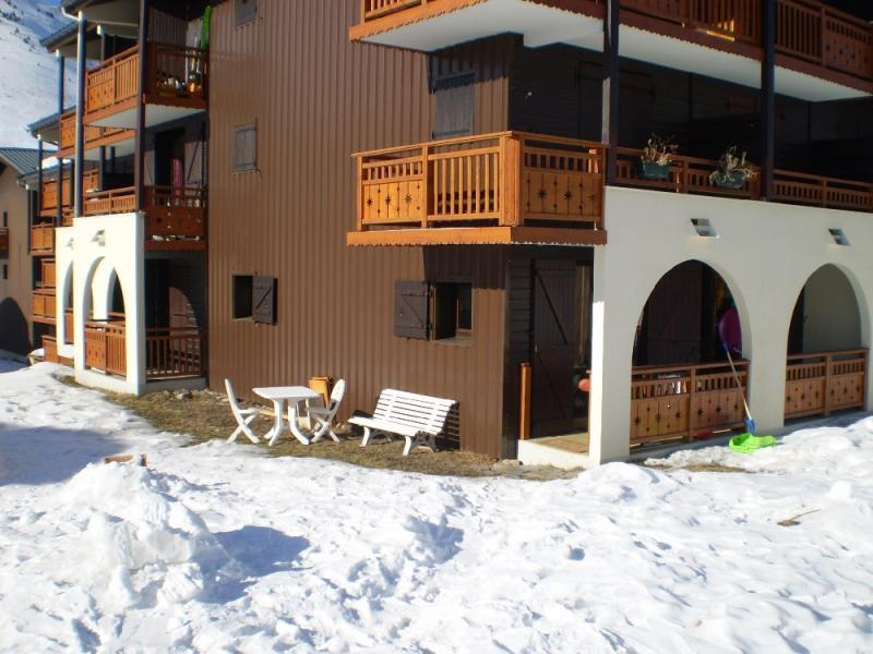 Jardin Location Appartement 1242 Les 2 Alpes