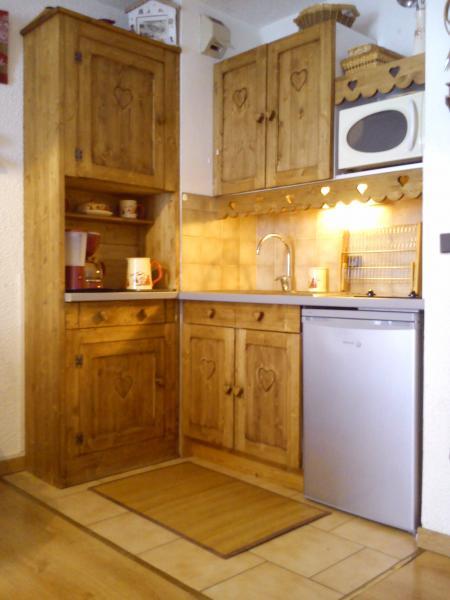 Coin cuisine Location Appartement 1242 Les 2 Alpes