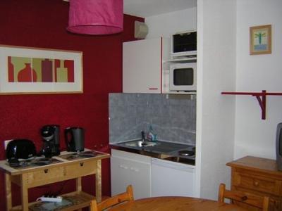 Coin cuisine Location Appartement 126 Les Arcs