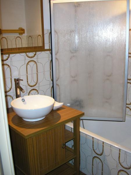 salle de bain Location Studio 1270 Les 2 Alpes