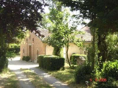 Vue extérieure de la location Location Gite 13096 Toulouse