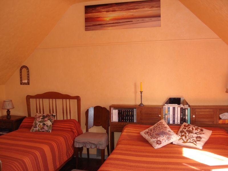 chambre 2 Location Maison 13138 Douarnenez