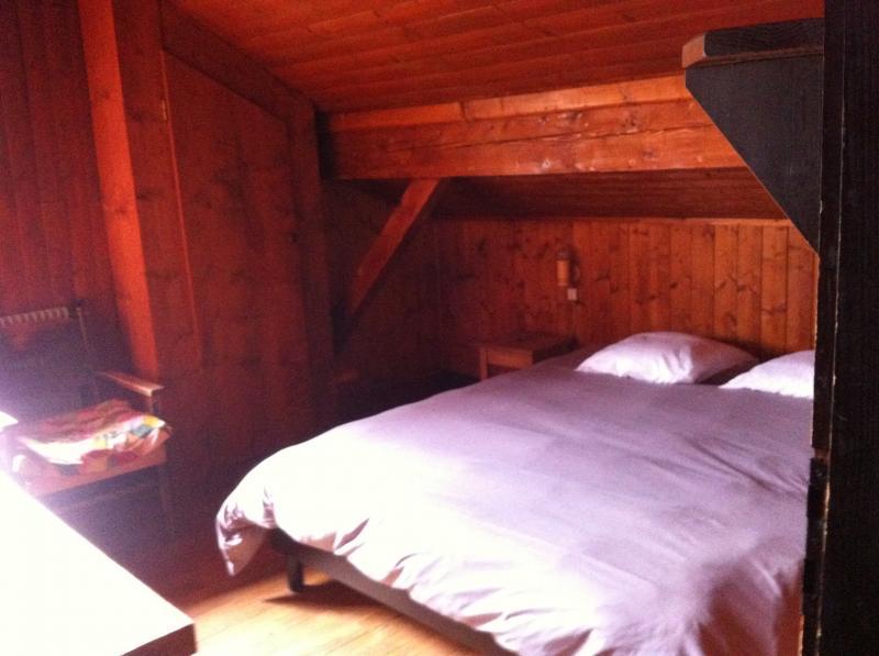 chambre 2 Location Chalet 1350 Les Gets