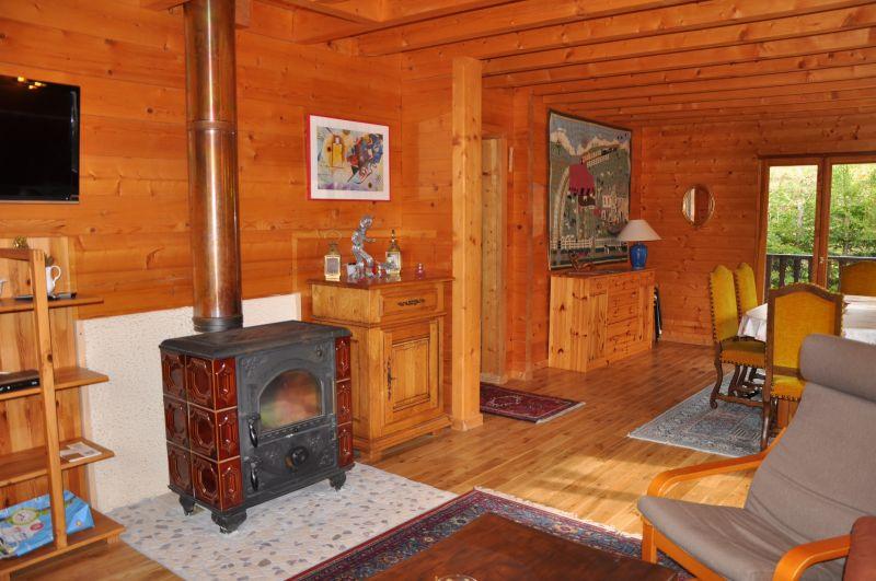 Salon Location Chalet 1357 Les Gets