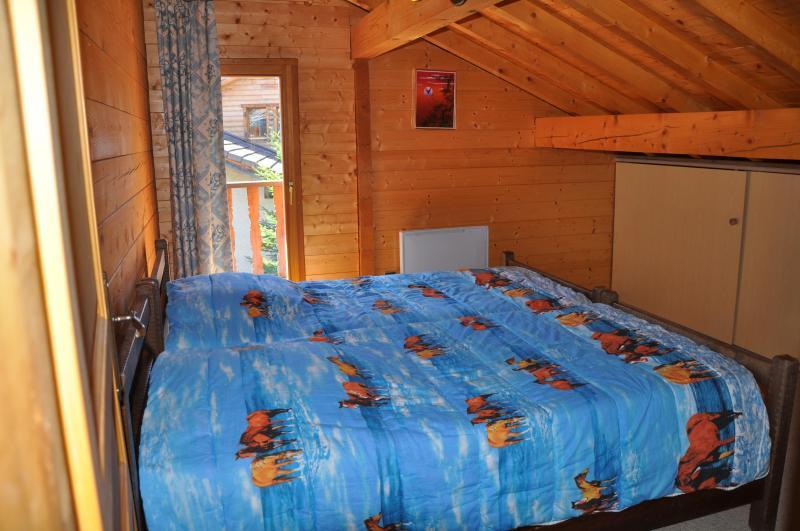 chambre 3 Location Chalet 1357 Les Gets