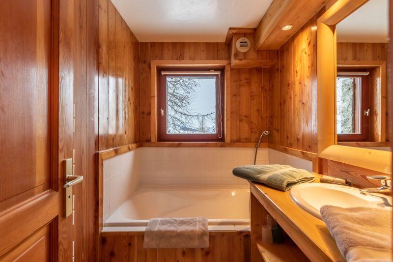 salle de bain 3 Location Chalet 136 Les Arcs