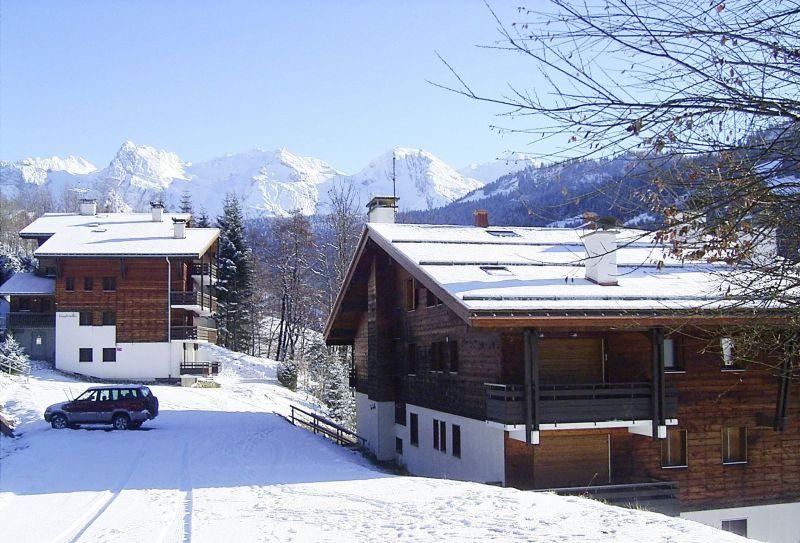 Location Appartement 1360 Le Grand Bornand