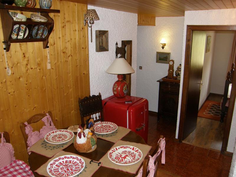 Entrée Location Appartement 1360 Le Grand Bornand