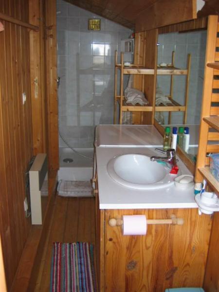 Salle d'eau Location Chalet 1363 Le Grand Bornand