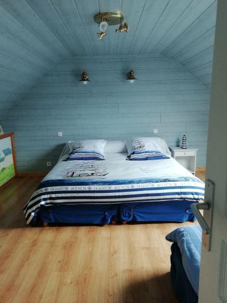 chambre 2 Location Gite 13634 Morlaix