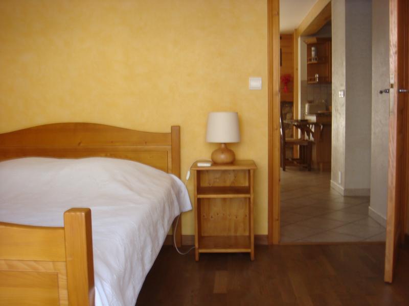 chambre 1 Location Appartement 1364 Le Grand Bornand