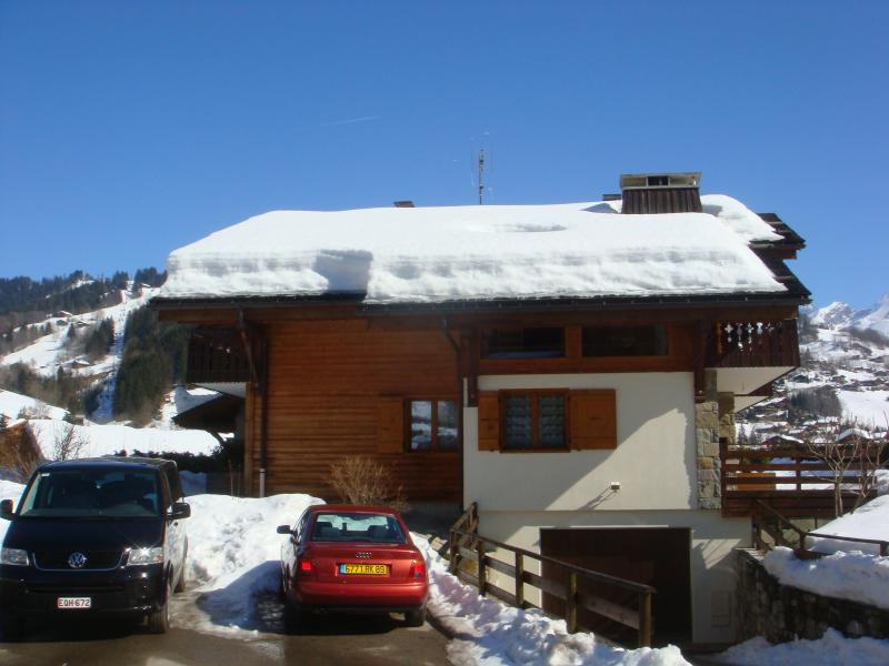 Parking Location Appartement 1364 Le Grand Bornand