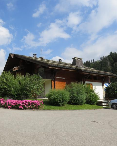Location Appartement 1364 Le Grand Bornand