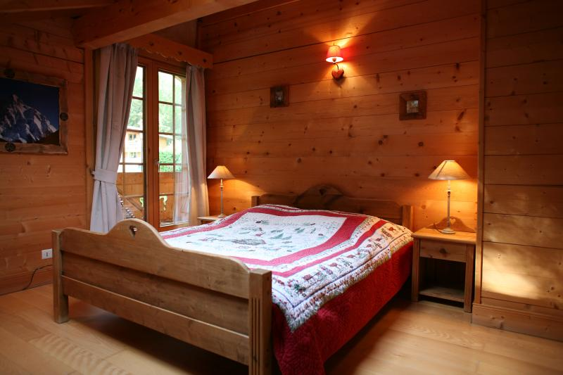 chambre 1 Location Chalet 1412 Chamonix Mont-Blanc