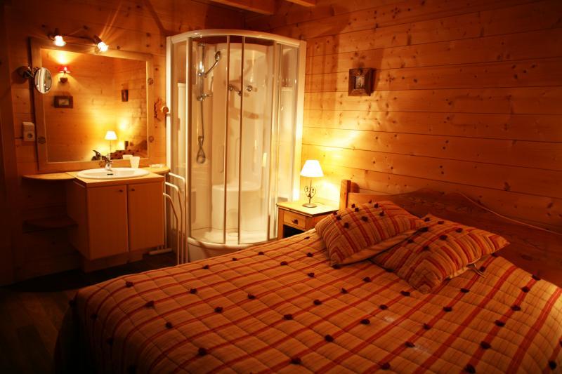 chambre 3 Location Chalet 1412 Chamonix Mont-Blanc