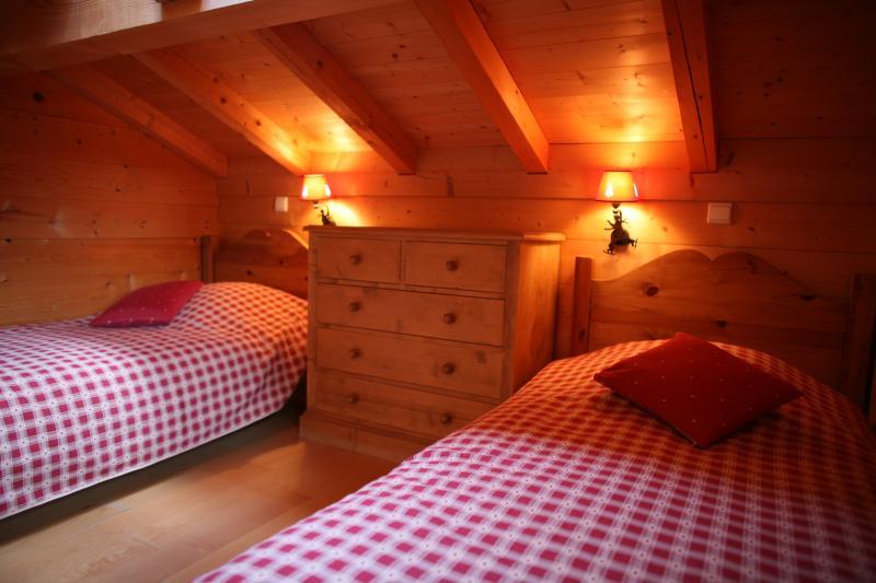 chambre 4 Location Chalet 1412 Chamonix Mont-Blanc
