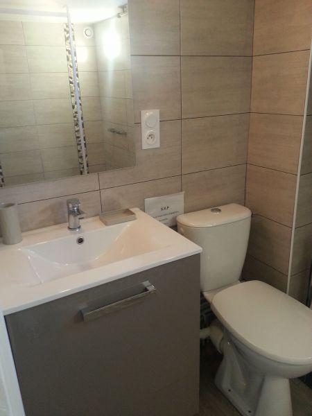 salle de bain Location Appartement 14264 Dax