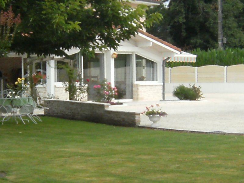 Vue extérieure de la location Location Appartement 14264 Dax