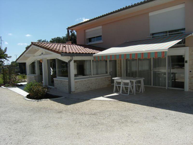 Terrasse Location Appartement 14264 Dax