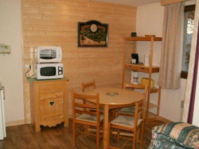 Salle à manger Location Studio 14581 Puy Saint Vincent