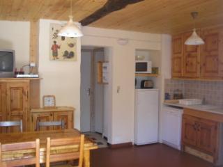 Coin cuisine Location Appartement 14586 Les Orres