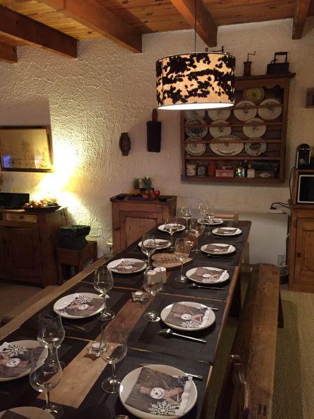 Salle à manger Location Chalet 14631 Serre Chevalier