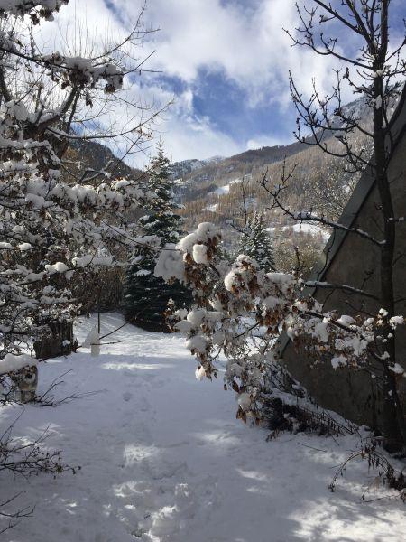 Jardin Location Chalet 14631 Serre Chevalier