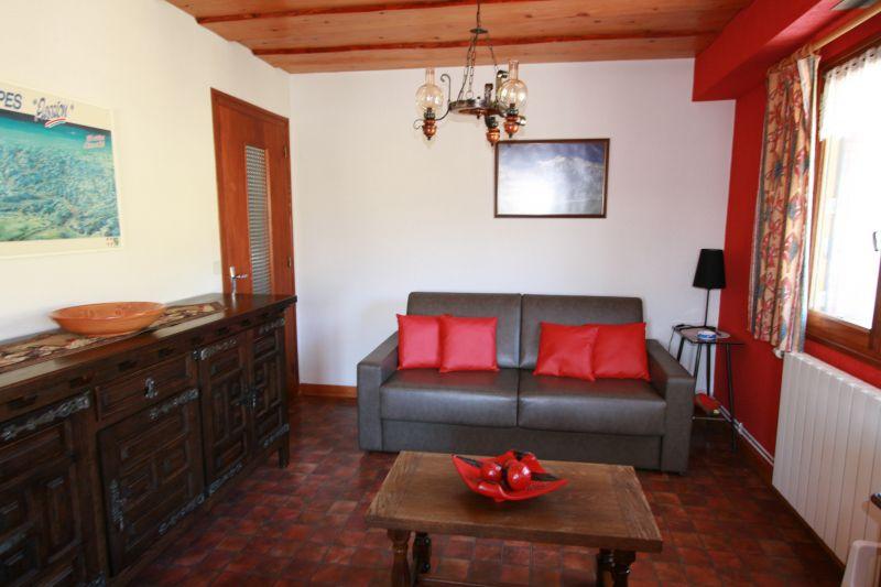 Salon Location Appartement 14717 Aussois