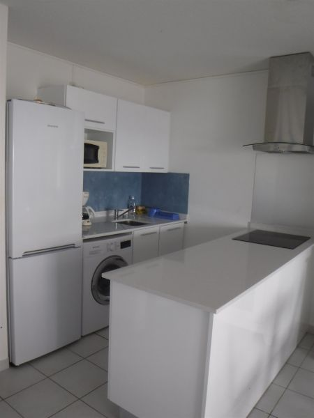 Coin cuisine Location Appartement 14725 Sainte Anne (Guadeloupe)