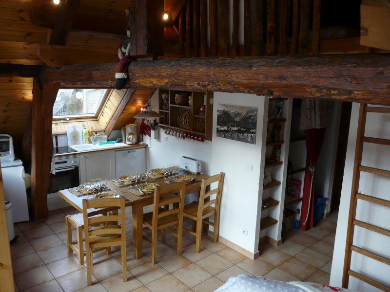 Salle à manger Location Appartement 14750 Serre Chevalier