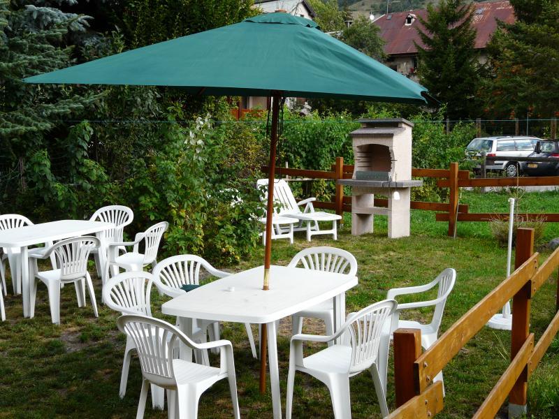 Jardin Location Appartement 14750 Serre Chevalier