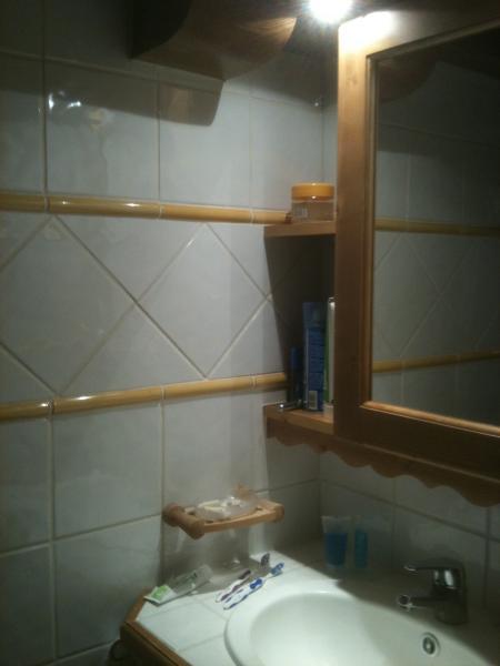 salle de bain Location Appartement 148 Les Arcs