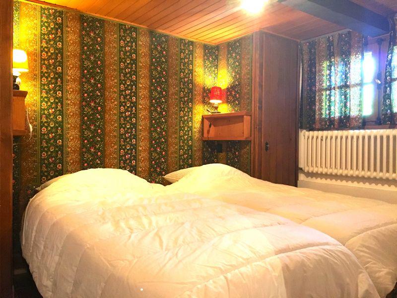 chambre 3 Location Chalet 1482 Megève