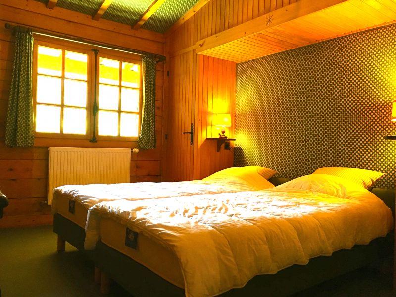 chambre 2 Location Chalet 1482 Megève