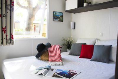 chambre 1 Location Mobil-home 14842 Port Grimaud