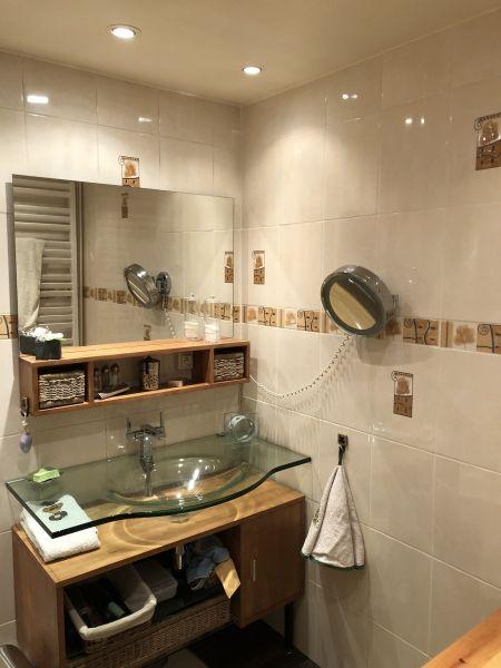 Salle d'eau Location Chalet 14951 Courchevel