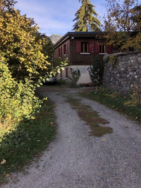 Vue extérieure de la location Location Chalet 14951 Courchevel