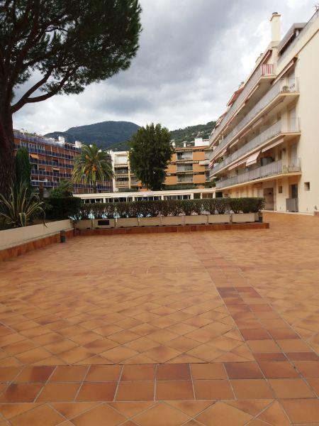 Vue extérieure de la location Location Studio 15061 Roquebrune Cap Martin