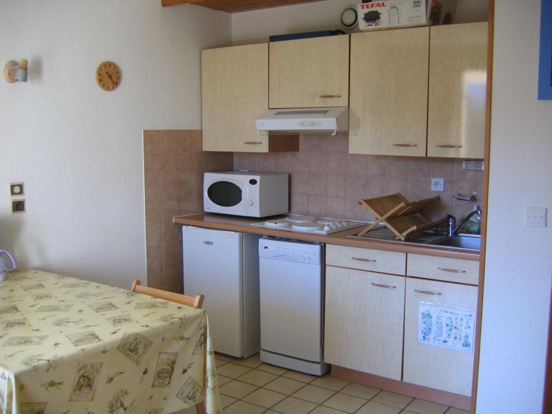 Coin cuisine Location Appartement 15199 Les Rousses
