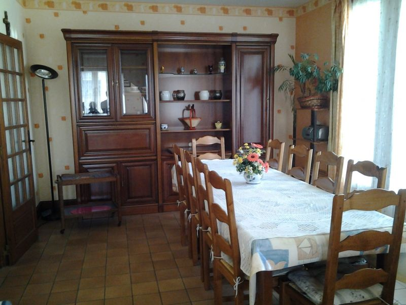 Salle à manger Location Villa 15234 Agon-Coutainville