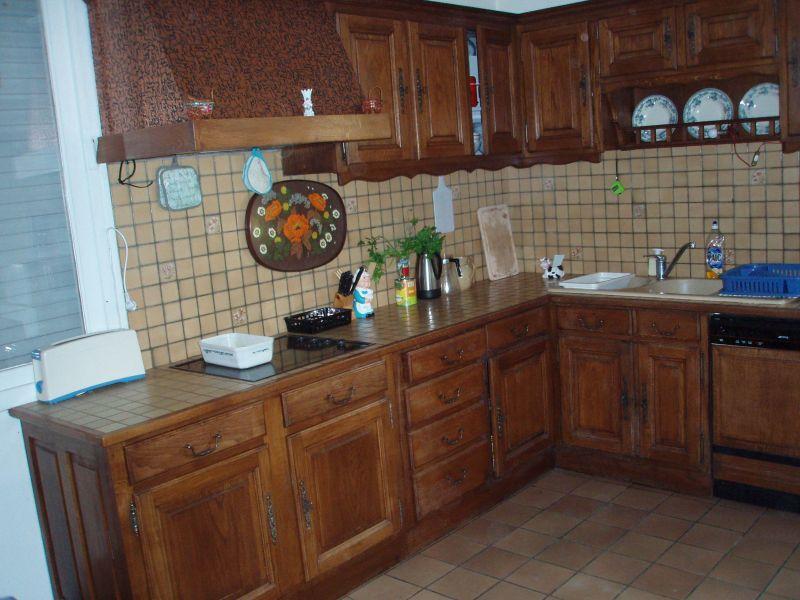 Cuisine indépendante Location Villa 15234 Agon-Coutainville