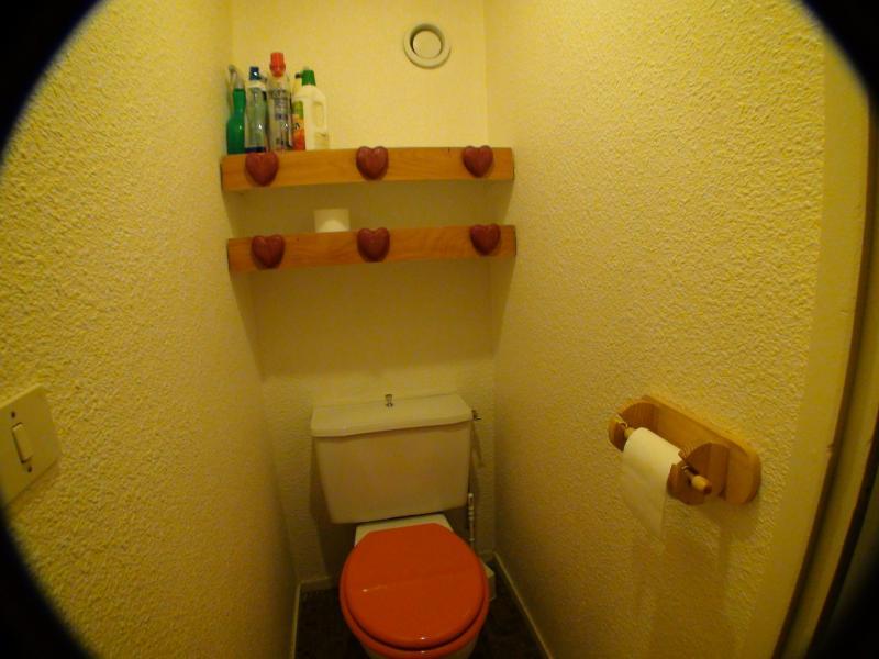 WC séparé Location Studio 15243 Les Menuires